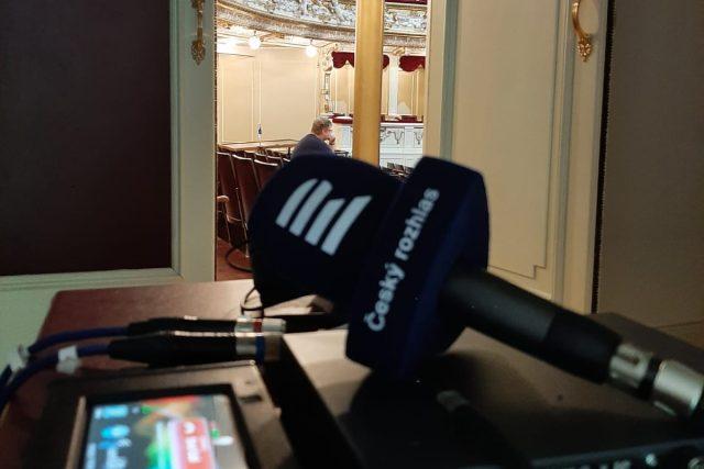 Vysíláme z Divadla F. X. Šaldy