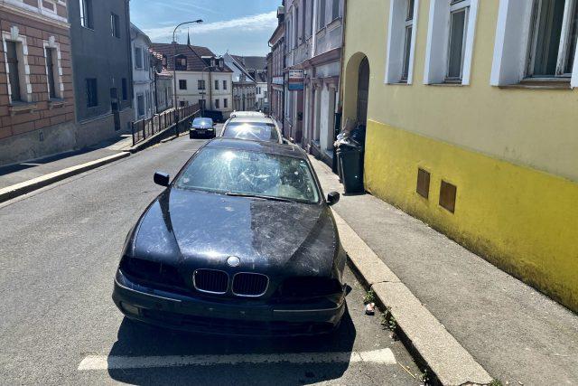 Jiráskova ulice,  Česká Lípa | foto: Jiří Jelínek,  Český rozhlas