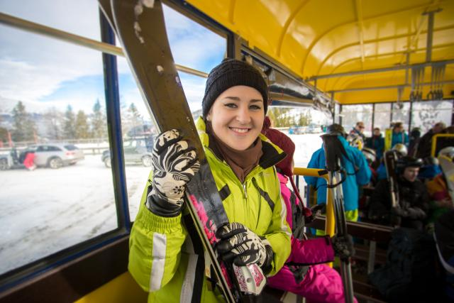 Skibus  (ilustrační foto) | foto: Fotobanka Profimedia