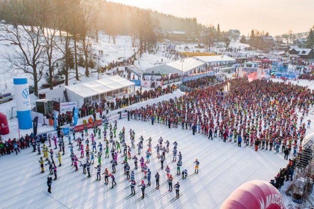 53. ročník Jizerské 50 se stal závodem roku 2020 seriálu Visma Ski Classics