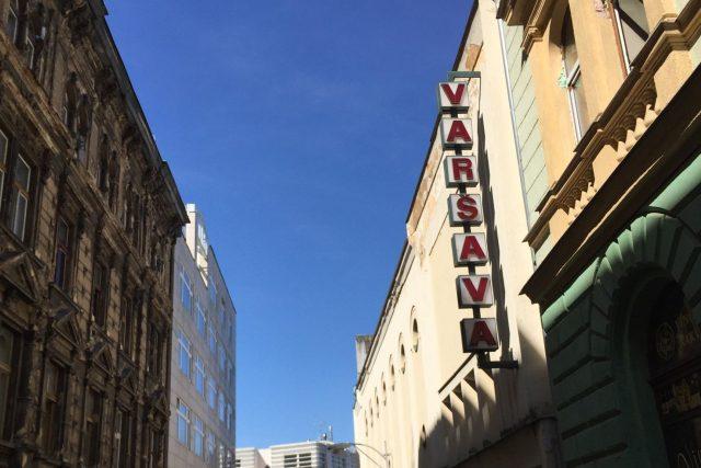 Kino Varšava v Liberci