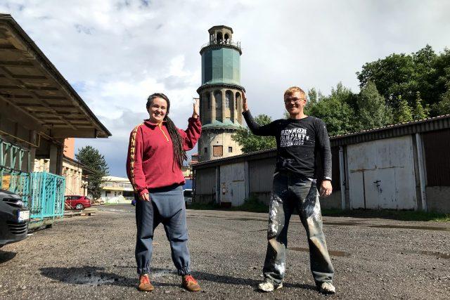 Tomáš a Jitka Jakubičkovi ze spolku AvangArt