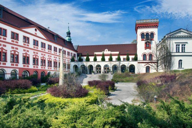 Liberec - renesanční zámek z roku 1615   foto: Profimedia