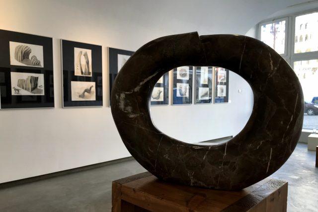 Městská galerie Liberec vystavuje díla Jiřího Seiferta