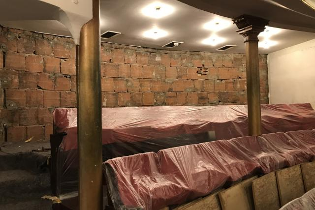 V Šaldově divadle opravují hlediště. Důvodem je špatná akustika