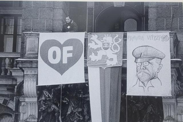 Listopad 1989 v Liberci