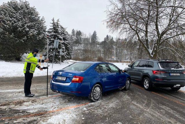 Na vyšetřování dopravních nehod používá policie v Libereckém kraji nové přístroje  (ilustrační snímek) | foto: Jana Pšeničková,  Český rozhlas