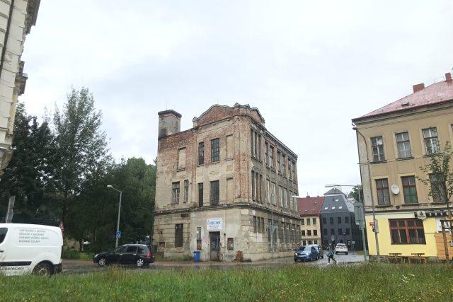 Bývalá továrna Linser v Liberci | foto: Lucie Fürstová,  Český rozhlas,  Český rozhlas