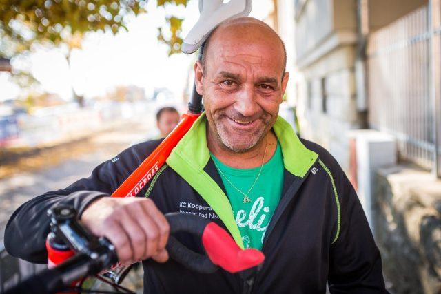Technik cyklistické Kooperativy Michalov Hengal měl těžký úraz