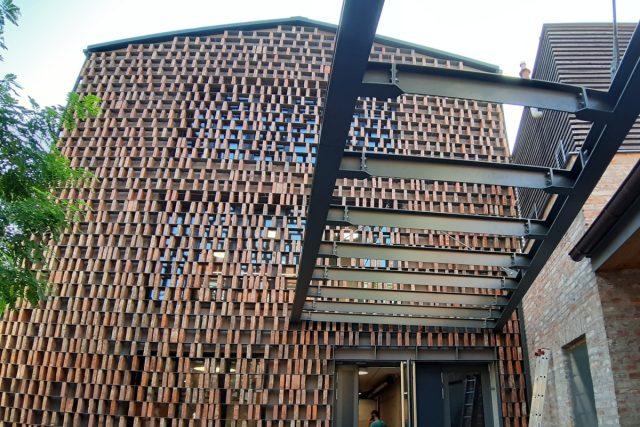 Nová knihovna v Hrádku nad Nisou zaujme na první pohled