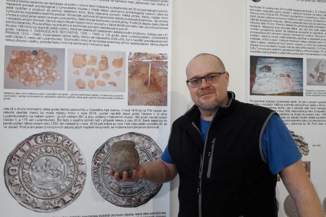 Archeolog Jak Prostředník zve do turnovského muzea na unikátní výstavu