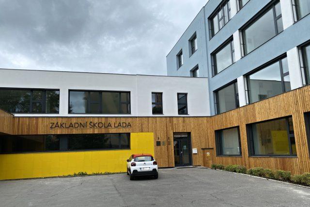 ZŠ Lada,  Česká Lípa   foto: Jiří Jelínek,  Český rozhlas
