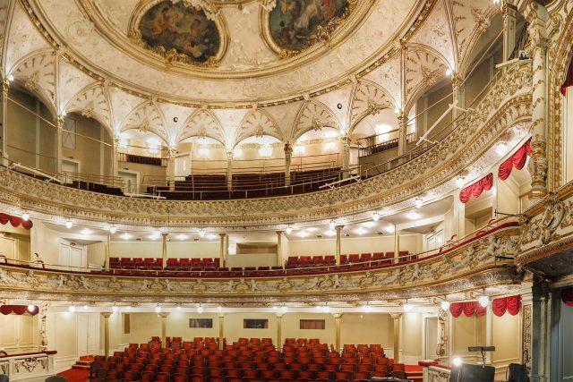 Liberecké divadlo se těší na diváky. Během nucené uzavírky připravují nové inscenace | foto: Divadlo F. X. Šaldy Liberec