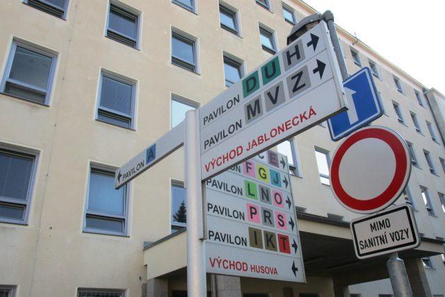 Ilustrační foto Krajské nemocnice Liberec
