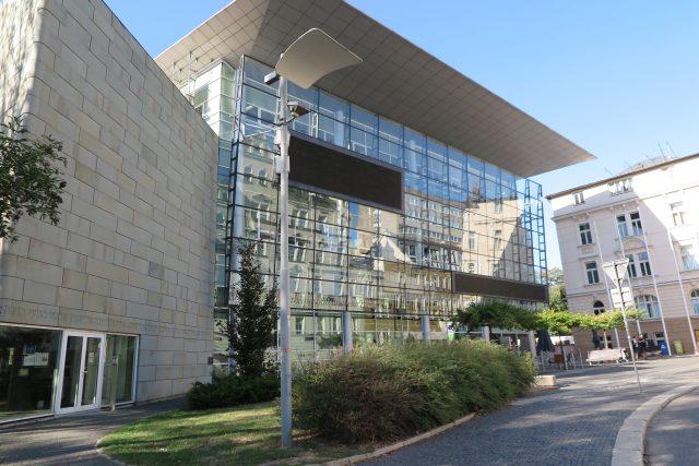 Synagoga v Liberci je součástí Krajské vědecké knihovny