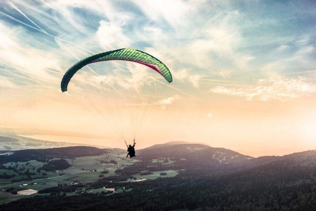Pojďte se naučit létat jako pták! | foto: Fotobanka Pixabay
