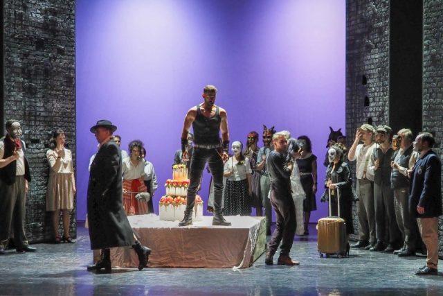 Don Giovanni na jevišti libereckého divadla
