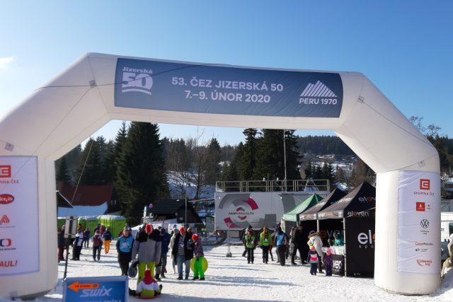 Jizerská 50 2020 - den D | foto: Šárka Škapiková,  Český rozhlas
