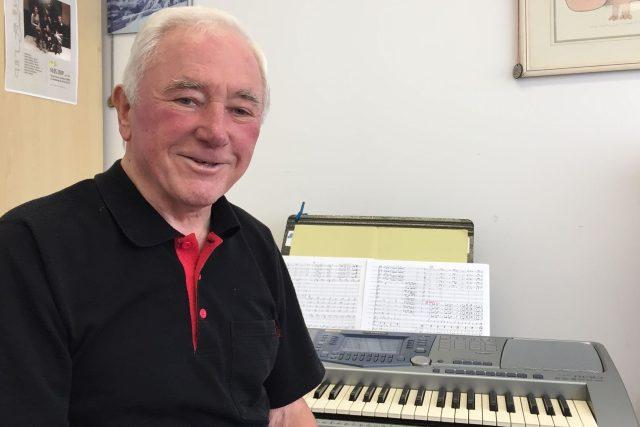 Oceněný hudebník Rudolf Mihulka