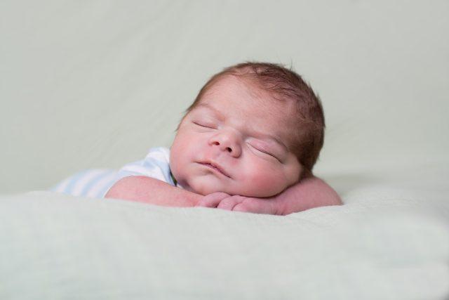Spánek - mimino - dítě - spící