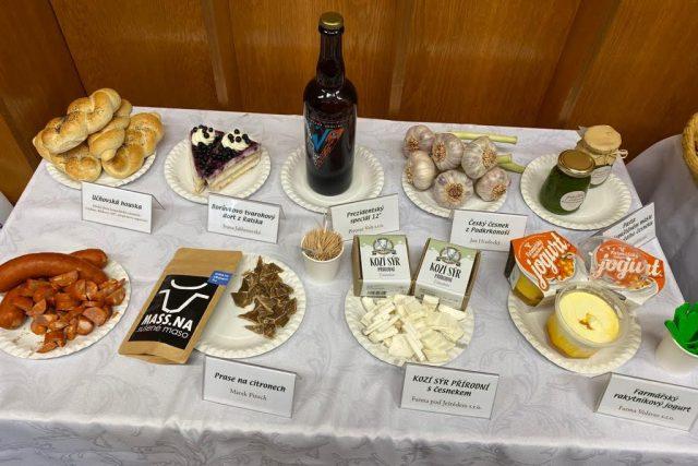 Tyto výrobky získaly značku Regionální potravina Libereckého kraje 2020
