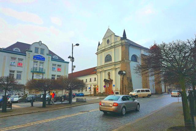 Turnov, náměstí Českého ráje