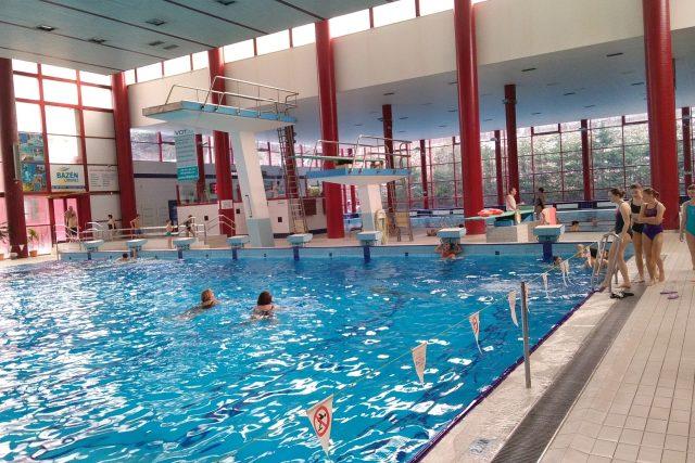 Liberecký plavecký bazén (ilustrační snímek)