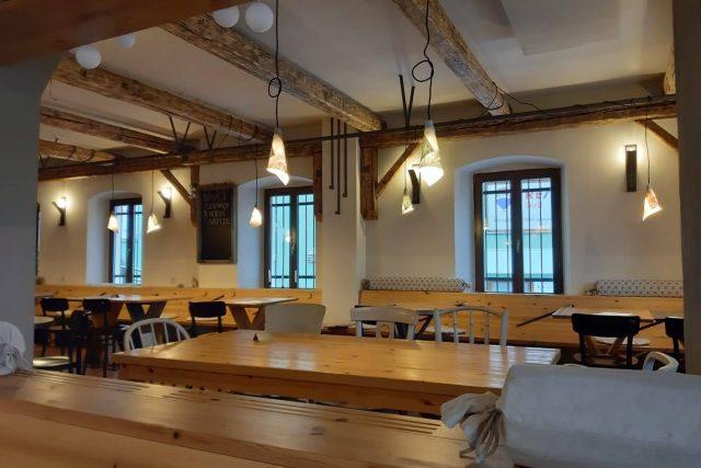 Restaurace po 6 týdnech znovu otevřely   foto: Šárka Škapiková,  Český rozhlas