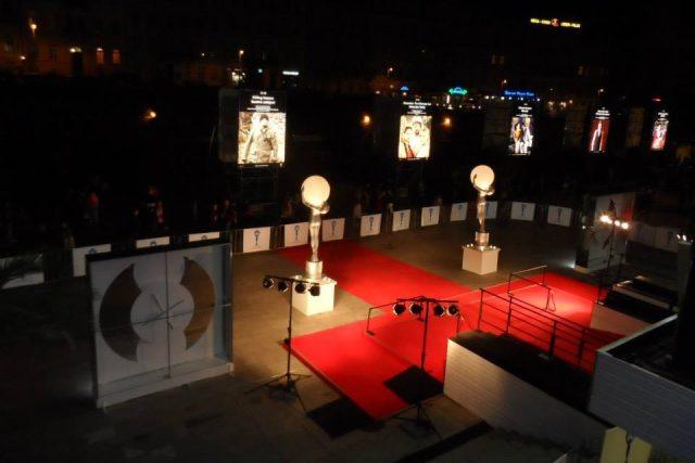 Ilustrační snímek z filmového festivalu v Karlových Varech v roce 2013 | foto: Hana Hauptvogelová,  Český rozhlas