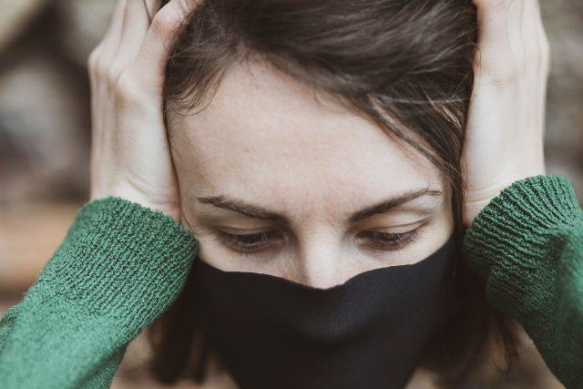 Stres a koronavirus