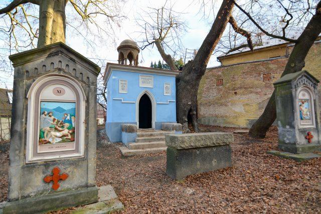 Opravená Kaple Božího hrobu v Liberci | foto: Statutární město Liberec