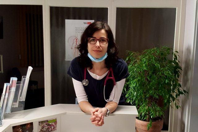 MUDr. Zuzana Čížková bydlí v Liberci, ale praktickou ordinaci má v Žitavě