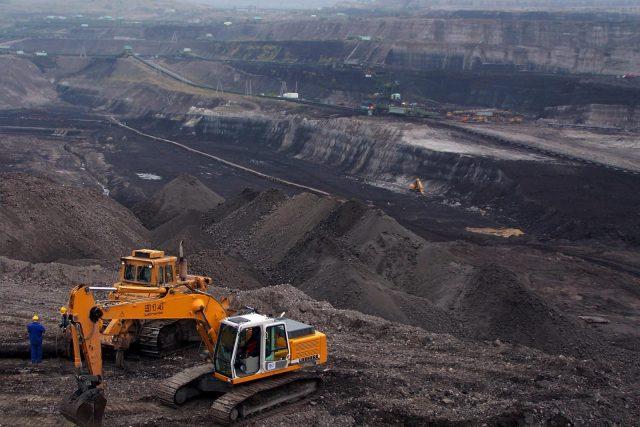 Hnědouhelný důl Turów | foto: Anna Uciechowska,  Wikimedia Commons,  CC BY-SA 3.0