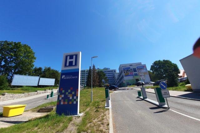 Nemocnice Česká Lípa   foto: Ivana Bernáthová,  Český rozhlas