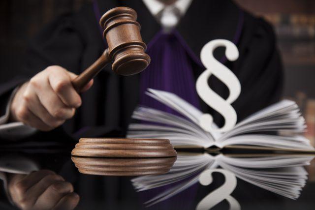 Rozhodnutí soudu (ilustr. obr.)