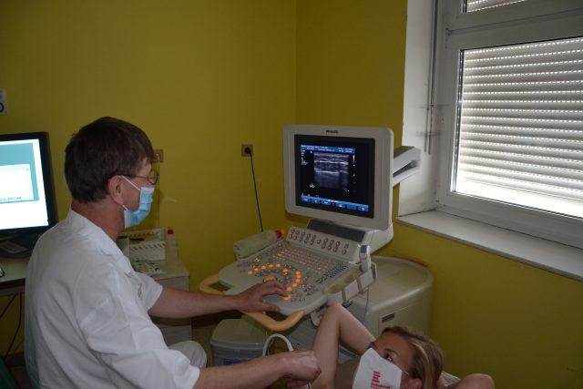 Ultrazvuk prsu