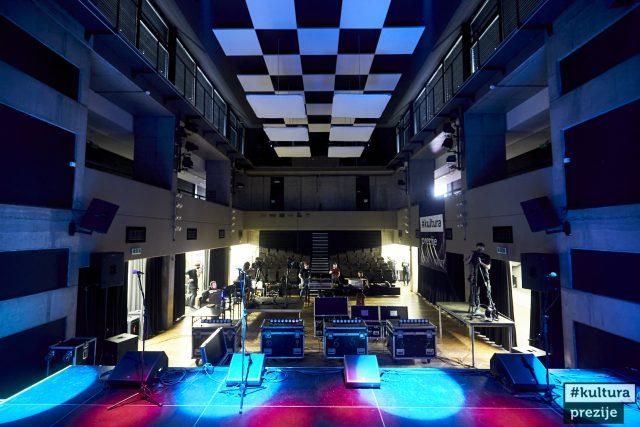 Koncerty se konají v sále Kulturního centra Vratislavice 101010 | foto: Jiří Princ