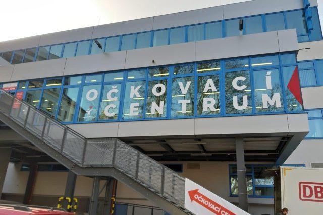Očkovací centrum Liberec | foto: Šárka Škapiková,  Český rozhlas