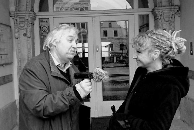 Naše kolegyně Lenka Marková, tehdejší studentka SPŠS, v rozhovoru s Milanem Brunclíkem popisuje dění na škole v listopadu roku 1989