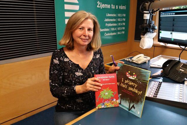 Veronika Pavlíková | foto: Michal Balák,  Český rozhlas