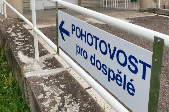 Pardubice mají znovu pohotovost pro dospělé.