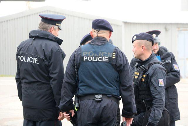 Policie - ilustrační foto